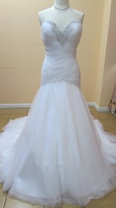 Alfred Angelo 261a Wedding Dress