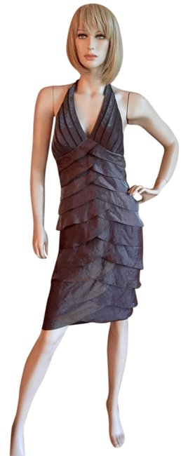 Preload https://item4.tradesy.com/images/cache-bronze-knee-length-cocktail-dress-size-4-s-11993683-0-2.jpg?width=400&height=650