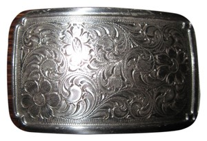 Other Heavy Silver Belt Buckle