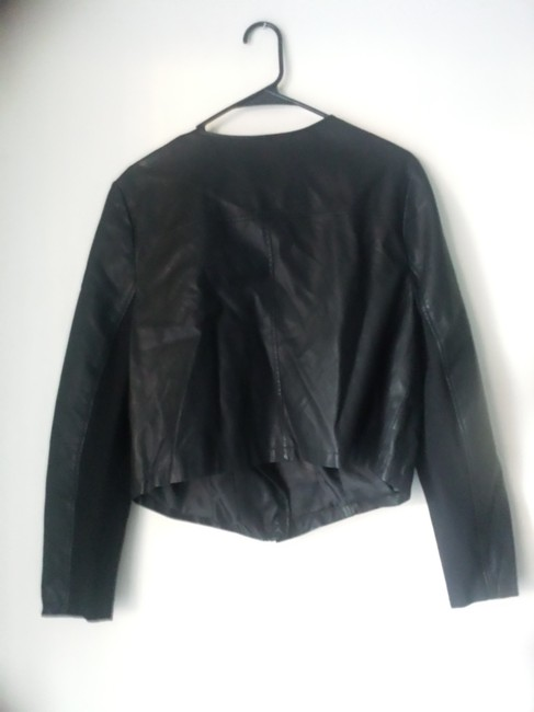 pret-a-porter Faux Leather Jacket