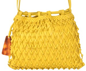 Chanel Lambskin Woven Braided Shoulder Bag