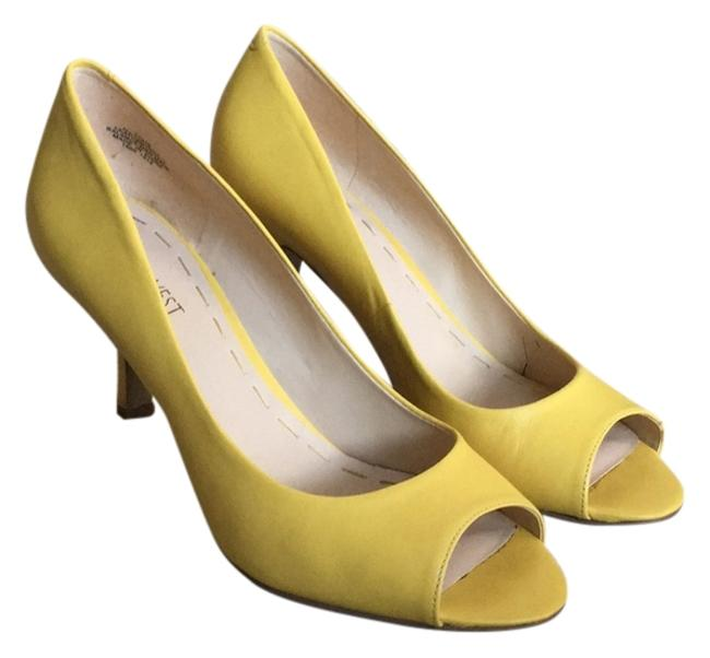 Item - Yellow Nw7quinty Formal Shoes Size US 7.5 Regular (M, B)