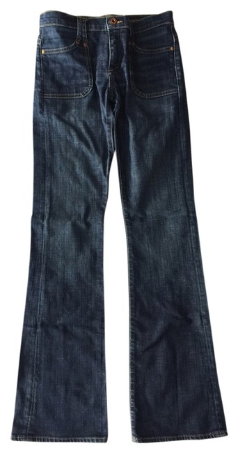 Preload https://item4.tradesy.com/images/ag-adriano-goldschmied-blue-medium-wash-the-logic-boot-cut-jeans-size-26-2-xs-11995333-0-3.jpg?width=400&height=650