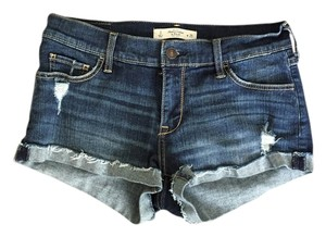Abercrombie & Fitch Mini/Short Shorts medium wash