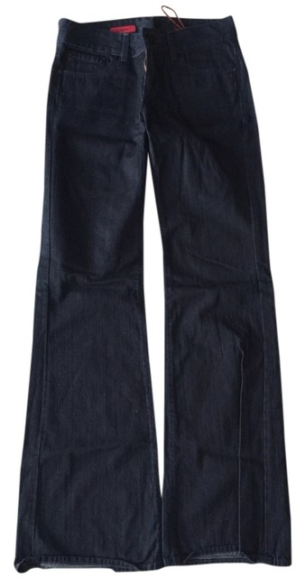 Preload https://item2.tradesy.com/images/ag-adriano-goldschmied-blue-dark-rinse-trouserwide-leg-jeans-size-25-2-xs-11996281-0-2.jpg?width=400&height=650