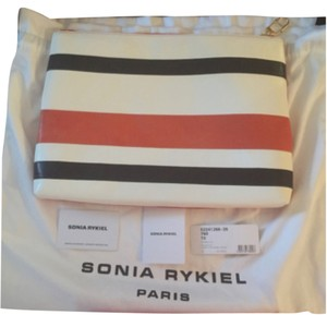 Sonia Rykiel Red Designer Clutch