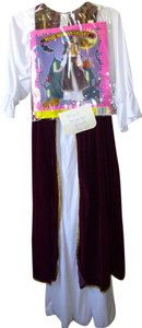 Costume National Halloween Maid Marion Dress