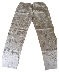 Gianfranco Ferre Skinny Pants Light beige