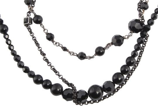 Preload https://item3.tradesy.com/images/chanel-long-black-beaded-necklace-11997082-0-1.jpg?width=440&height=440