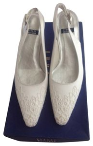 Stuart Weitzman Wedding White Formal
