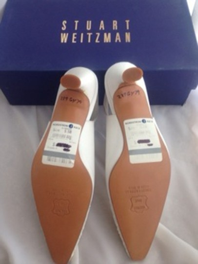 Stuart Weitzman Escapade Wedding Shoes