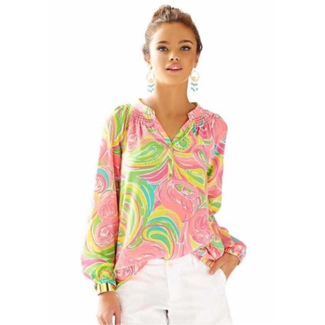 Lilly Pulitzer Top Pink