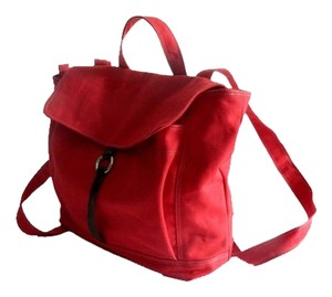 Christy Studio Canvas Backpack