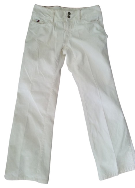 Preload https://item2.tradesy.com/images/tommy-hilfiger-cream-straight-leg-jeans-size-26-2-xs-11999611-0-1.jpg?width=400&height=650