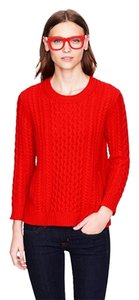 J.Crew Cable-knit Cropped Sweater