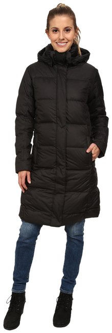Preload https://item2.tradesy.com/images/patagonia-black-women-s-down-with-it-parka-puffyski-coat-size-12-l-11999821-0-4.jpg?width=400&height=650
