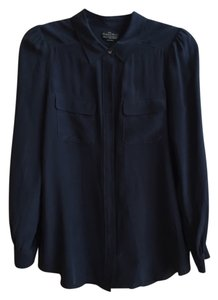 Broadway & Broome Madewell Top Navy