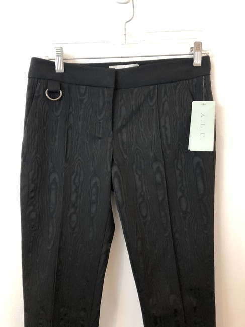 A.L.C. Alc Womens Stretch Cuffed Pants