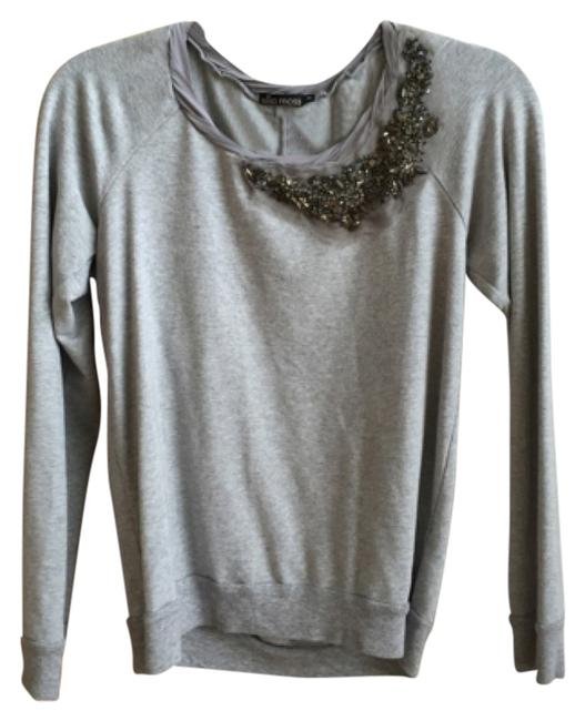Preload https://img-static.tradesy.com/item/12000040/ella-moss-grey-beaded-sweatshirt-sweaterpullover-size-0-xs-0-1-650-650.jpg