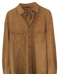 Hugo Boss Top Camel tan