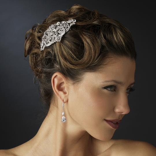 Preload https://img-static.tradesy.com/item/1200037/elegance-by-carbonneau-silver-vintage-look-rhinestone-comb-hair-accessory-0-0-540-540.jpg