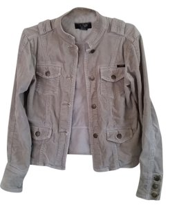 Angels Jeans Corduroy Chic 6 Military Jacket