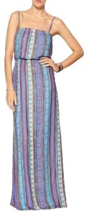 striped Maxi Dress by Wells Grace
