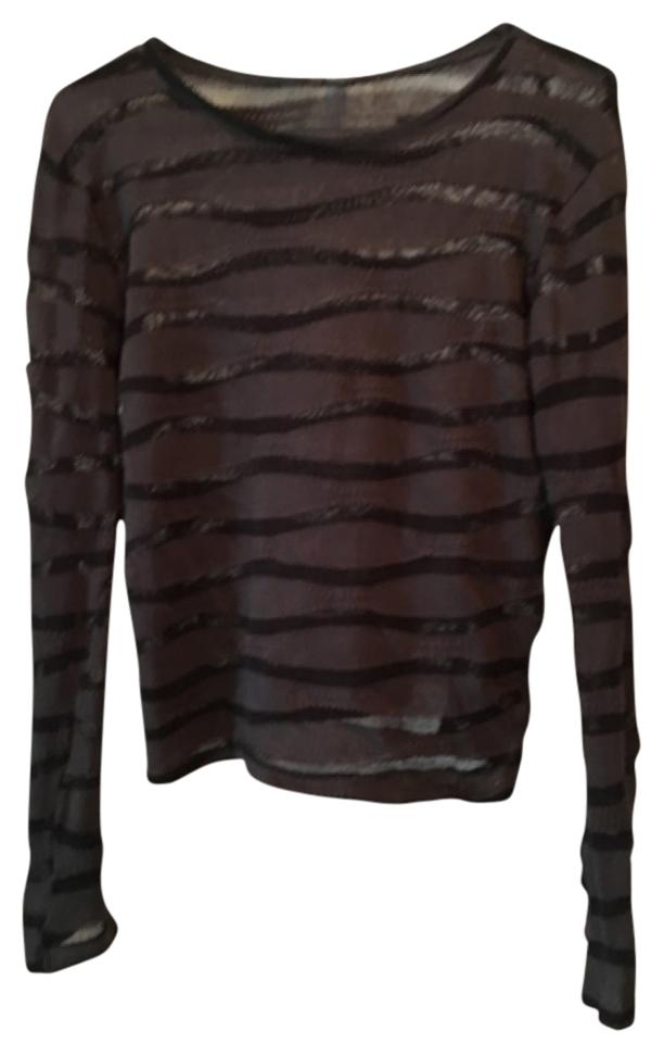 05fab0bd Zara W W&b Collection Black Sweater - Tradesy