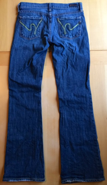 Citizens of Humanity Stretch Cute Boot Cut Jeans