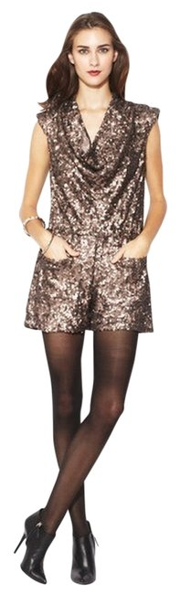 Preload https://img-static.tradesy.com/item/12001636/french-connection-bronze-gold-lucinda-sequin-playsuit-romperjumpsuit-0-3-650-650.jpg