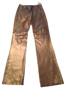 Ralph Lauren Boot Cut Pants Bronze
