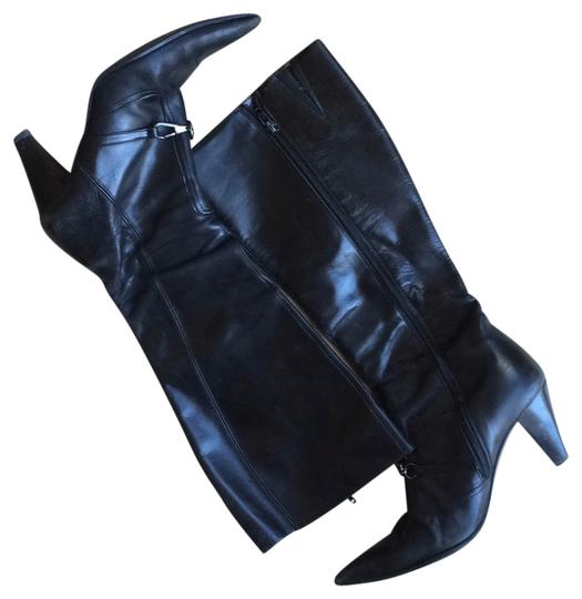 Preload https://item2.tradesy.com/images/italian-made-leather-bootsbooties-size-us-8-regular-m-b-12001951-0-1.jpg?width=440&height=440