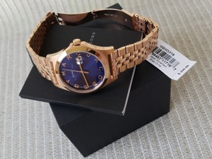 Marc by Marc Jacobs Rose Gold Watch MBM3316