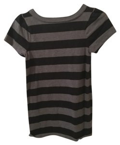 Juicy Couture T Shirt Black and grey