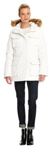 Joe Fresh Snow Parka Faux Fur Coat