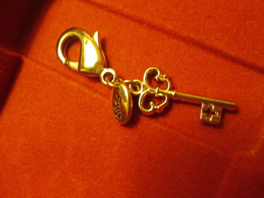 Juicy Couture Juicy Couture Charm Key to the heart design, gold color, NWOT