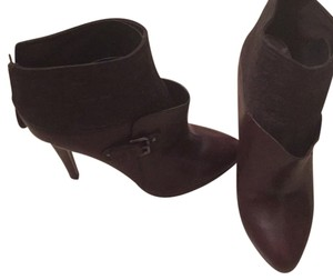 Cognac Bootie Brown Boots