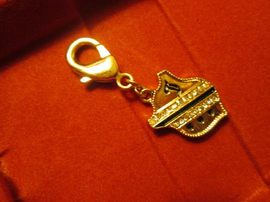 Juicy Couture Juicy Couture Pendant Charm. NWOT