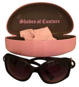 Juicy Couture Peace Sign Sunglasses