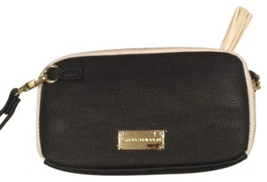 Steve Madden Wristlet in Black And White