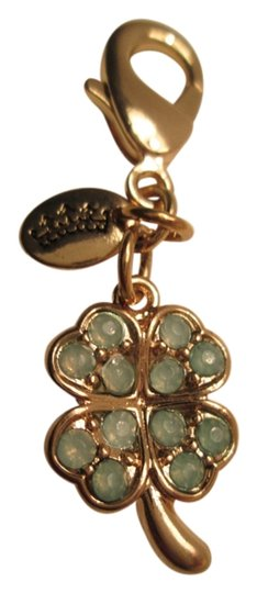 Preload https://item3.tradesy.com/images/juicy-couture-light-green-luck-of-the-irish-color-charm-12005527-0-1.jpg?width=440&height=440