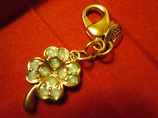 Juicy Couture Juicy Couture Luck of the Irish Charm green color.