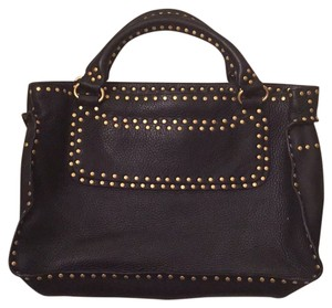 Black Studded satchel bag Satchel