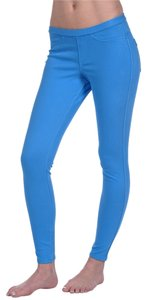 Hue Blue Bright Blue Leggings