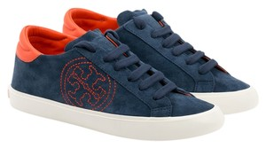 Tory Burch Newport Navy/Poppy Red Athletic