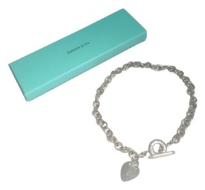 Tiffany & Co. Toggle Chain Necklace