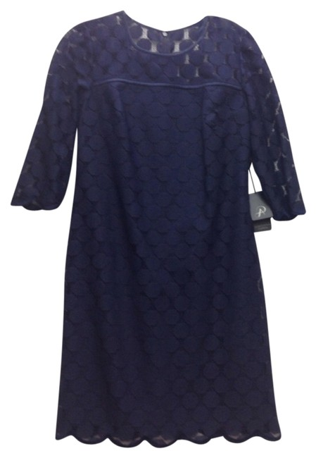 Preload https://item4.tradesy.com/images/adrianna-papell-navy-011220050-knee-length-night-out-dress-size-6-s-12008263-0-1.jpg?width=400&height=650