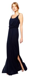 Blue Maxi Dress by Mango