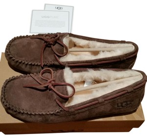 UGG Australia New With Box Moccas Flats