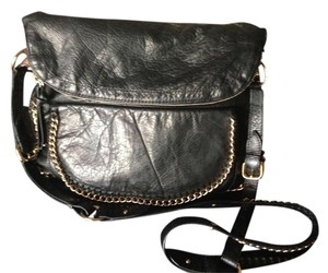 Sabina Leather Cross Body Bag
